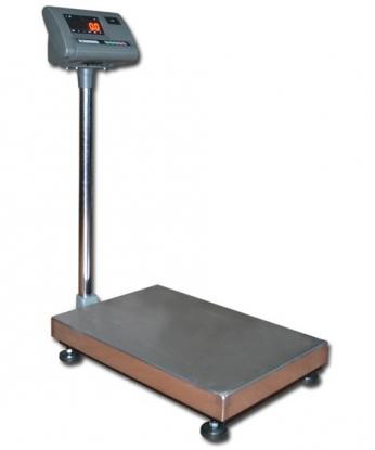 Платформені товарні ваги BECT-150A12E з безпровідним (WiFi) модулем