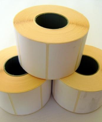 Термоетикетка T.Eco на підложці 58х40, 1000 шт.